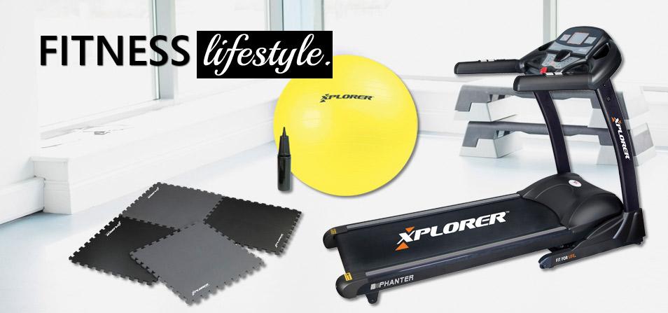 Trake za trčanje i fitness oprema